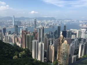 香港ビクトリアピーク